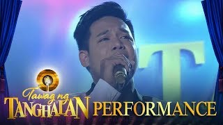 Tawag ng Tanghalan: Reggie Tortugo   Nothings Gonna Change My Love For You (Day 2 Semifinals)