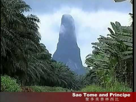Sao Tome and Principe two beautiful island
