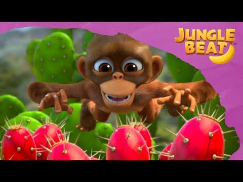 Jungle Beat: Munki and Trunk | Fun Compilation 2 | Kids Animation 2021