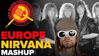 The Final Teen Spirit (Nirvana + Europe Mashup) by Wax Audio