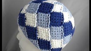 Mütze Häkeln Basketweave Beanie Häkeln Mütze Im Korbmuster