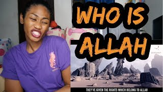 Gambar cover #MERCIFULSERVANT WHO IS ALLAH (POWERFUL SERIES) | Reaction