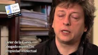 ¡Copiad, malditos! - Javier de la Cueva - ENTREVISTA (2011)