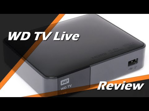 WD TV Live review
