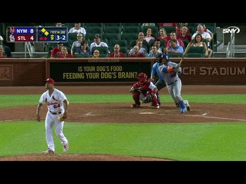 NYM@STL: R. Rivera drills two-run single to wall