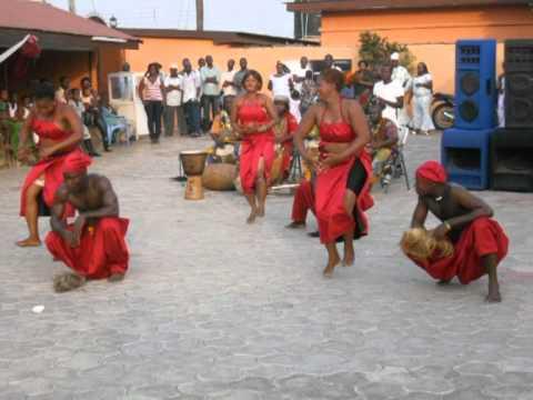 Nagla originally performed by the Grussi in Ghana