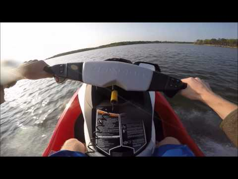 Jet Skiing GoPro (Tom's River NJ)