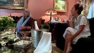 Demis Roussos Home in Athens (tv1, Russia, 24-11-2012)