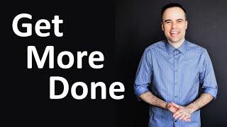Scott Friesen - Productivity & Time Management Speaker