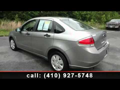 2008 Ford Focus - Sheehy Nissan of Annapolis - Annapolis, MD 21401