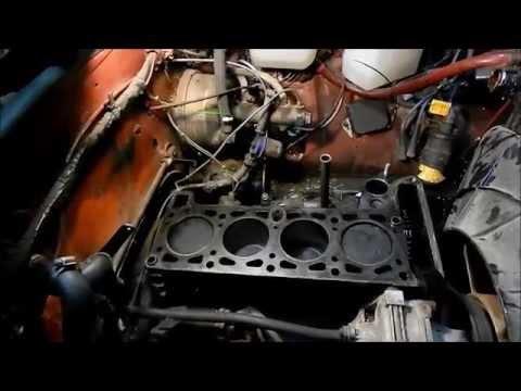 Капитальный ремонт двигателя ВАЗ 2103. 1 часть.
