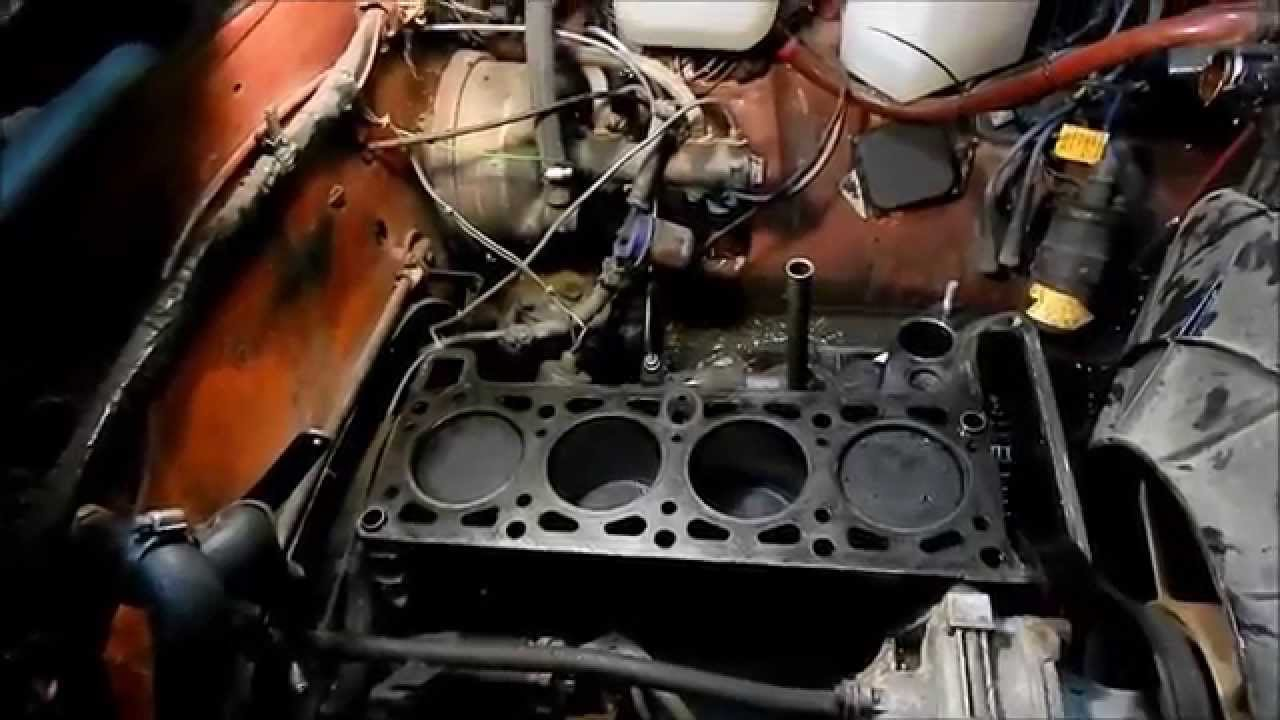 Как сделать капремонт двигателя фото 933