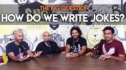 SnG: How Do We Write Jokes? feat. Rajiv Satyal | Big Question S2 Ep 31