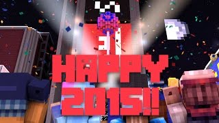 Happy New Year! | Minecraft Animation