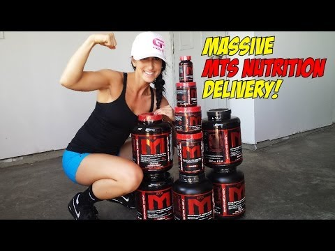 Massive MTS Nutrition Delivery!