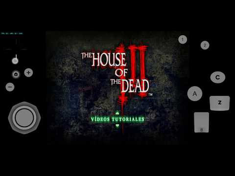 The House Of The Dead 3 On Android Device Snapdragon 845 Gameplay
