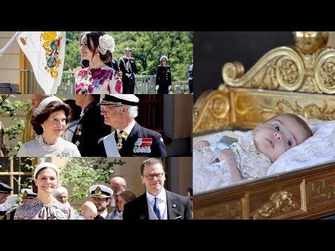 Princess Adrienne's Christening (2018.06.08)