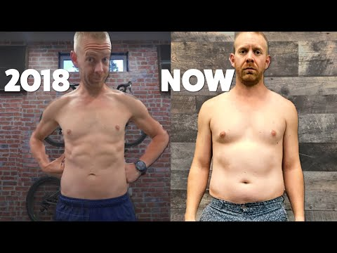 Why I'm Gaining Weight and Not Training (The Real Reason)