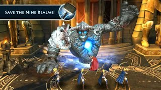 thor the dark world the official game free download and gameplay walkthrough part