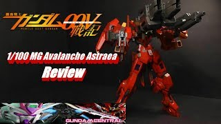 1/100 MG Avalanche Astraea F Type (Hobby Star) Review Part 2