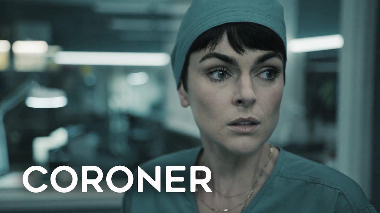 coroner serie