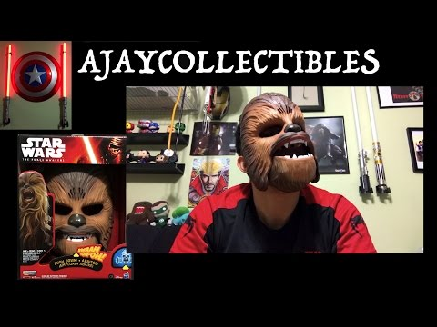 Chewbacca Electronic Mask (Chewbacca Mom) UNBOXING + REVIEW