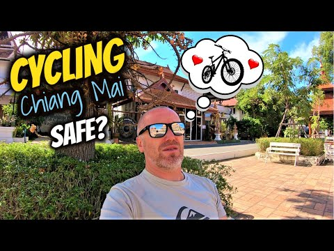Cycling In Thailand | Is Biking Around Chiang Mai Safe?