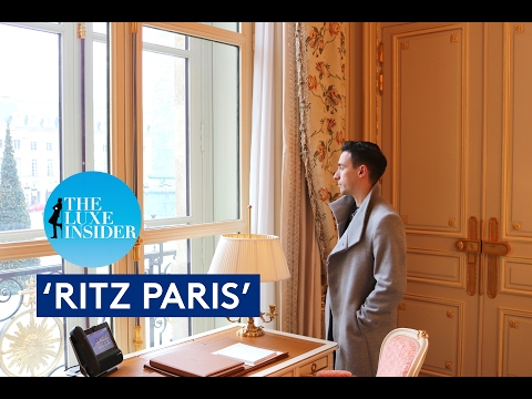Ritz Paris | Prestige Apartment by The Luxe Insider