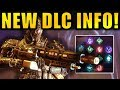 Destiny 2: NEW DLC INFO! - Crazy Weapons! - New Exotics! - Events! | Season of Opulence