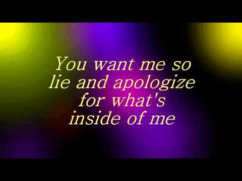 Celeste Buckingham - I'm Not Sorry (Lyric Video)