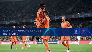 UEFA Champions League | Dynamo Kyiv v Juventus | Highlights