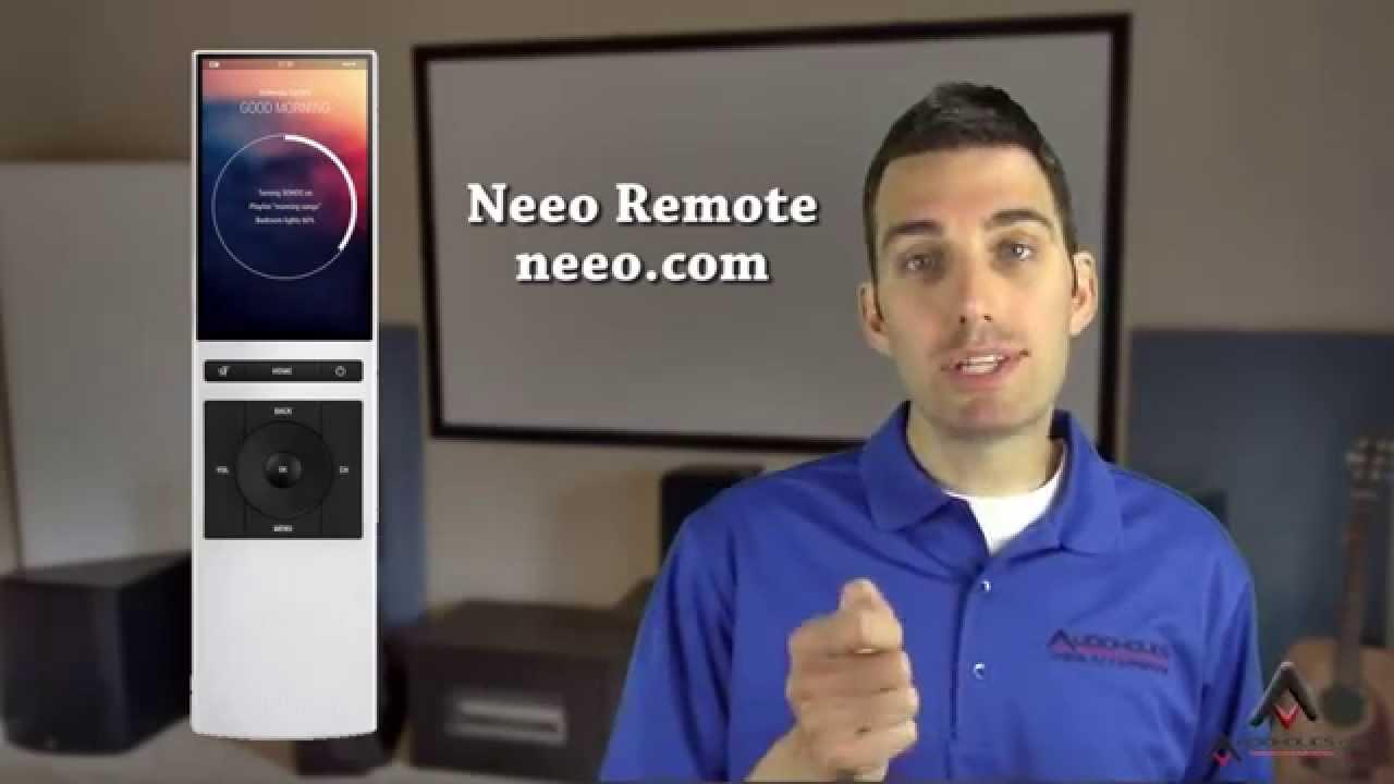 The Perfect Remote? (Audioholics Soundbytes)