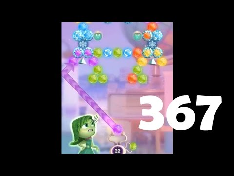 Inside Out Thought Bubbles Level 367 / Gameplay Walkthrough / NO GEMS