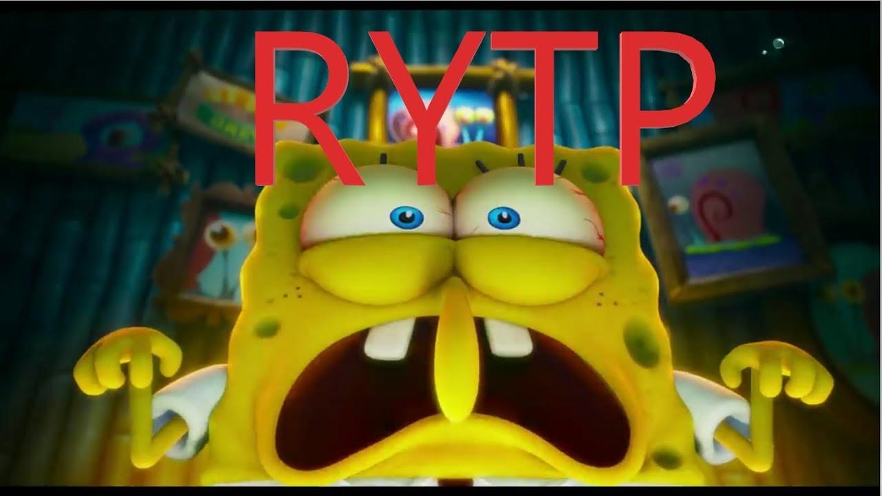 Губка Боб в бегах трейлер ( RYTP ) - YouTube