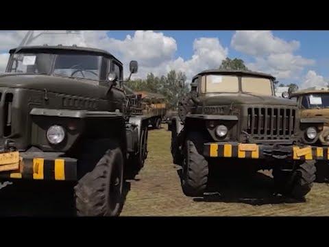 Арсенал (29.05.2016) Выставки-продажи армейской техники - YouTube