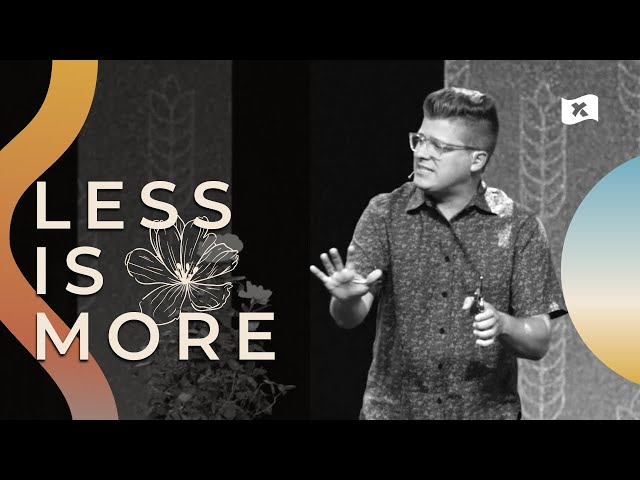 Less is More | Whom He Loves | Josh Mayo