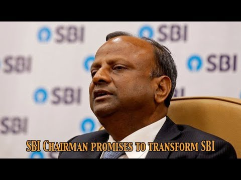 SBI Chairman, Rajnish Kumar promises to completely transform SBI in next three years : Newspoint Tv
