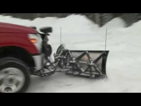 Fisher Snowplows - XtremeV Snow Plow