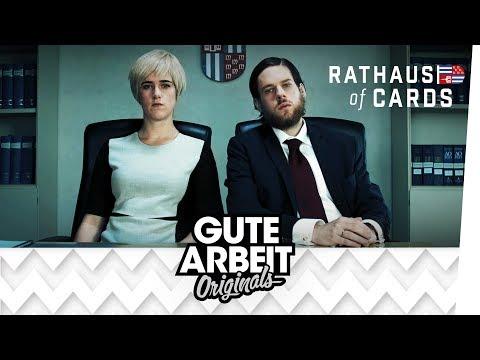 Rathaus Of Cards E01 | Gute Arbeit Originals