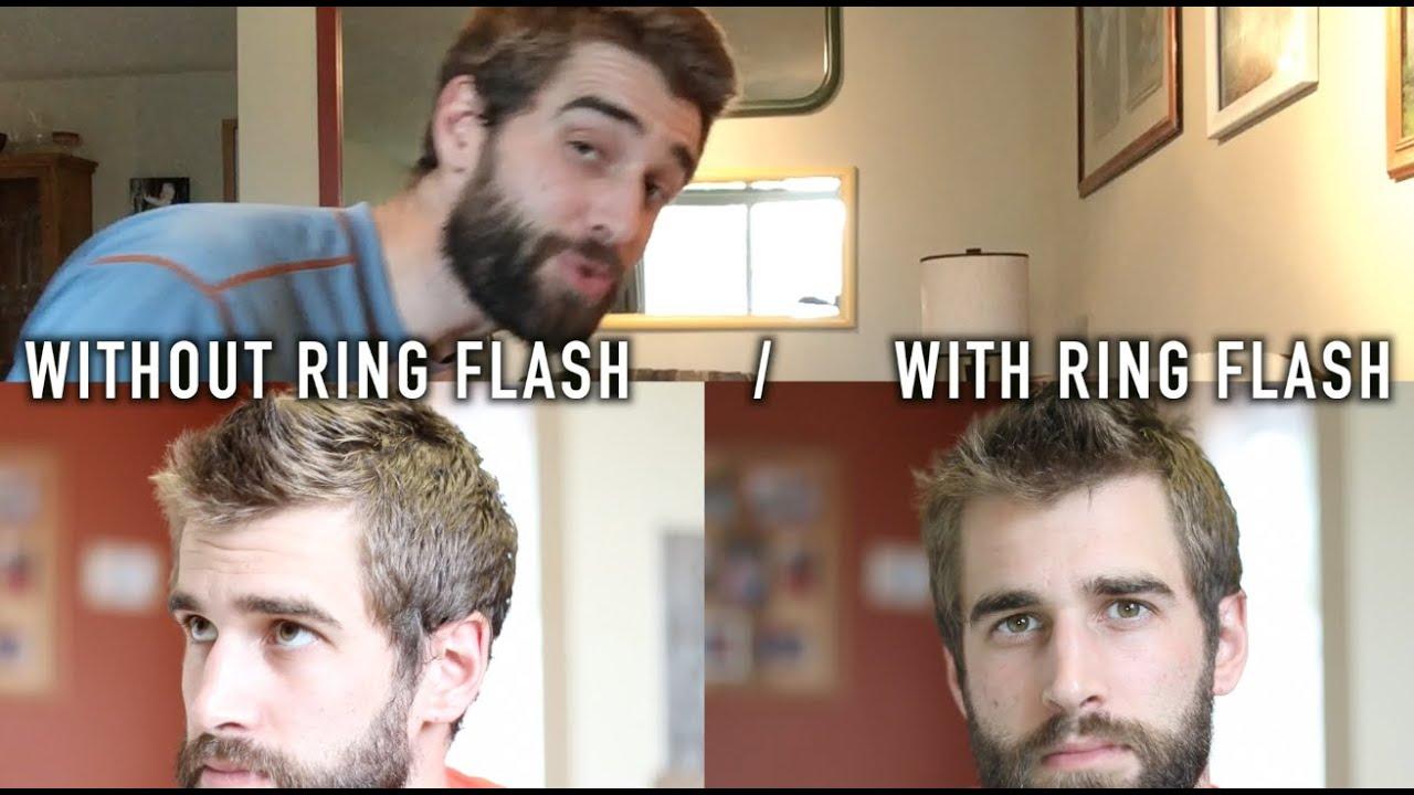 Macro Ring Flash Light