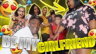 Will You Be My Girlfriend ??? | very emotional 😭