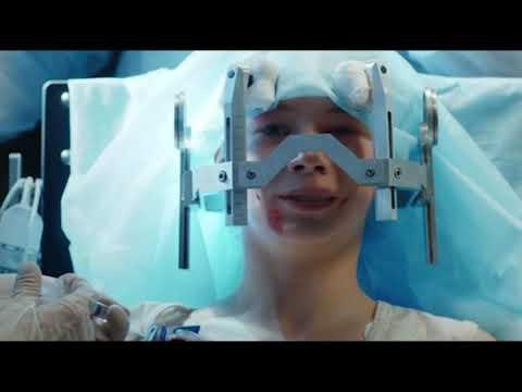Моя героиня в сериале «Доктор Рихтер».
