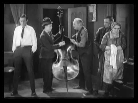 """Fiddlesticks"" with Harry Langdon - new organ score"
