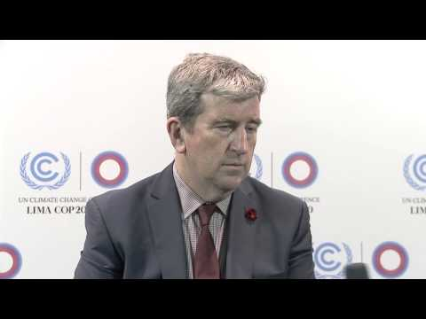 Glen Murray, Ministry of the Environment & Climate Change