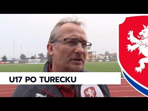 Česká U17 remizovala s Tureckem a slaví postup do 2. fáze kvalifikace ME