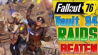 How to Beat Vault 94! Fallout 76 Walkthrough