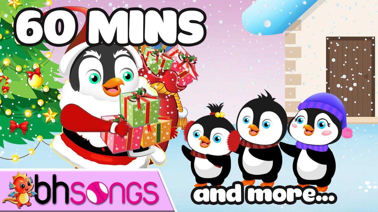 1 Hour Christmas Songs For Kids   Christmas Songs   Christmas ...