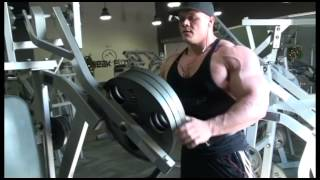 Dallas McCarver Training Chest
