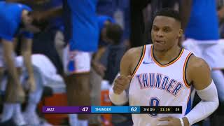 Utah Jazz vs Oklahoma City Thunder | December 10, 2018