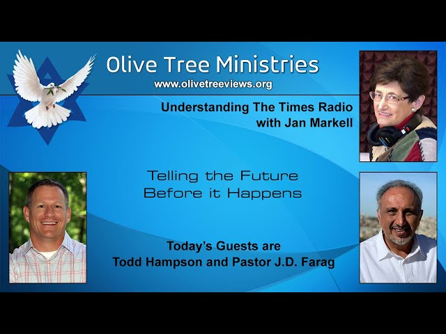Telling the Future Before it Happens – Todd Hampson and Pastor J.D. Farag